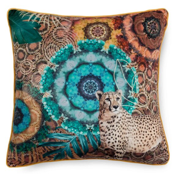 7059-H, ZENTA, multi filled pillow square front