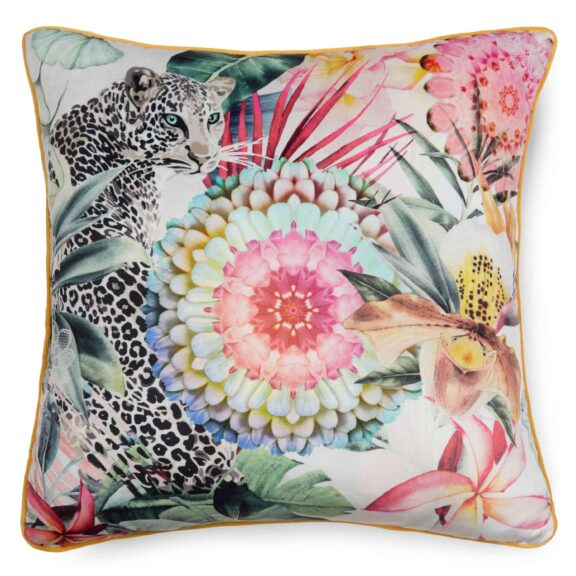7157-H, VERDA, multi filled pillow square front