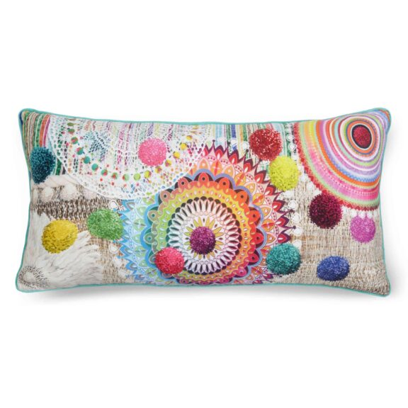 7159-H, INESSA, multi filled pillow oblong front
