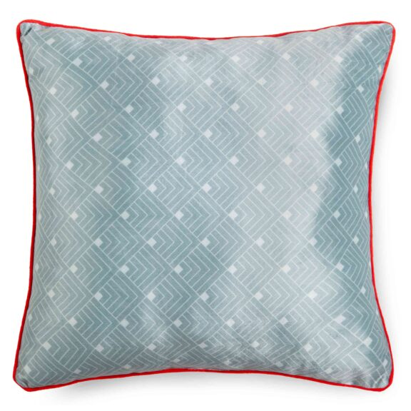 20018-D, ANNABELLE, offwhite filled pillow square back