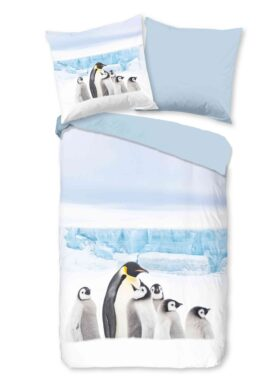 30101-F, PINGUIN, weiss